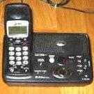 AT&T E5643B handset & main base w/PSU - cordless ATT tele phone charger charging
