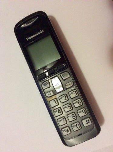 KX TGA641 T  PANASONIC HANDSET - cordless phone base TG 6434 6432 6431 6412 6411