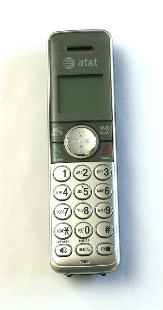 CL82201 AT&T 1.9 GHz Cordless Handset - telephone phone ATT 6.0 DECT wireless
