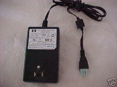 4404 GENUINE HP adapter cord - DeskJet 5850 plug electric power PSU wall plug ac
