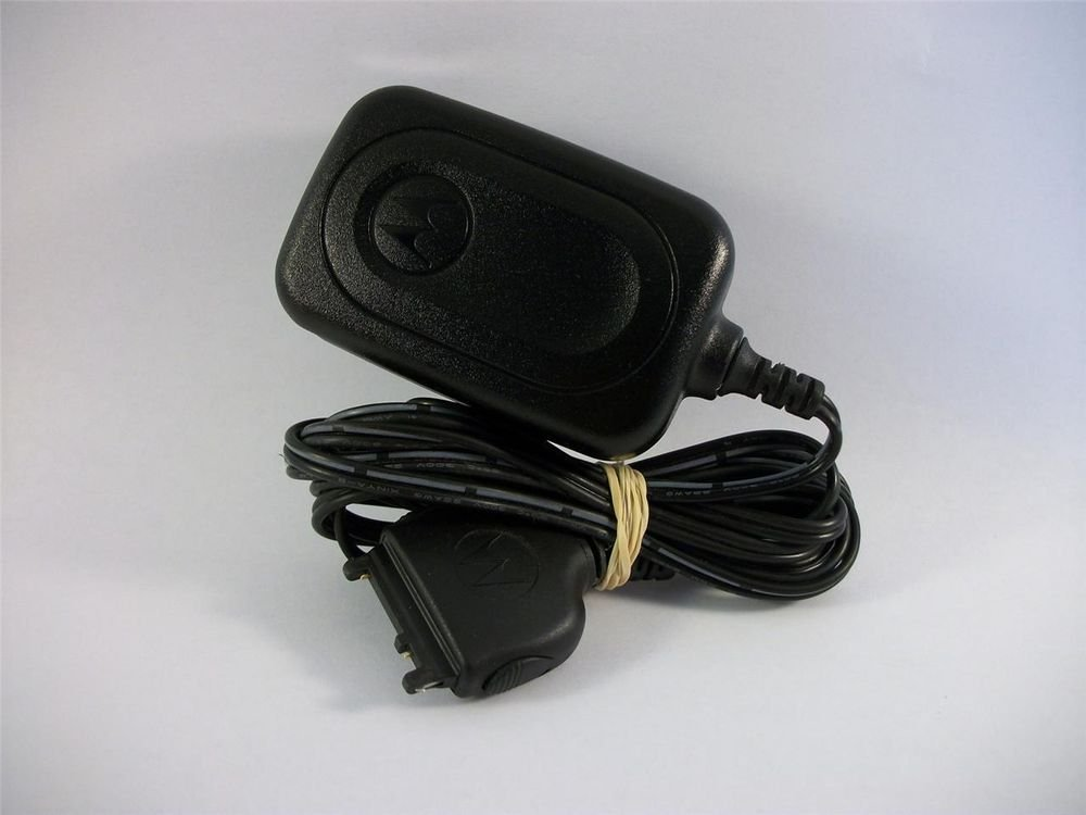 5.9v Motorola battery charger = cell phone Nextel i533 i550 power plug cord ac