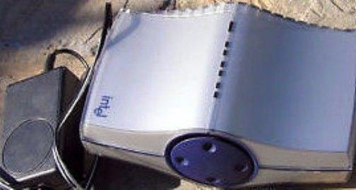 Intel WSAP 5000 LAN PRO Wireless Access Point console 54 Mbps WAP 802.11a WLAN