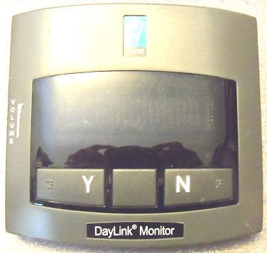Alere DayLink medical Monitor weight console DLM 110 - no power cords or scale