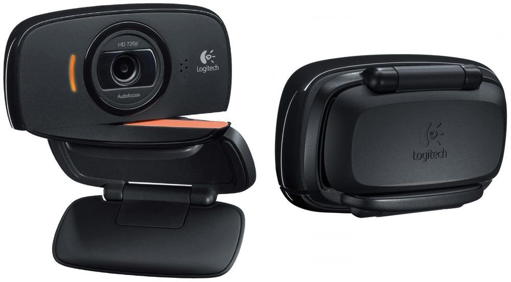 Logitech V U0023 HD web camera Video Calling 360 Degrees Rotation 860 000398 USB