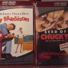 HD DVD Seed of Chucky & Billy Madison DOUBLE FEATURE Adam Sandler Darren McGavin