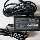 genuine ORIGINAL Sony AC L15A adapter DC camera battery CHARGER brick cord power