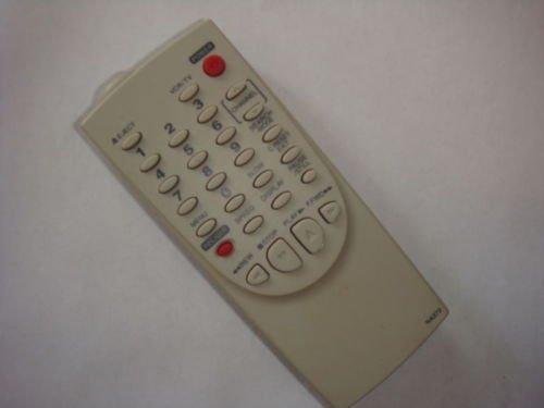 remote control NA372 ud = VCR TV player EWV 403A 404 603 EMV404 emerson funai
