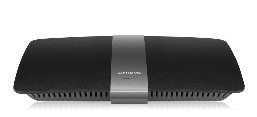 Linksys EA4500 DUAL BAND N900 SMART WiFi ROUTER internet USB Ethernet Wireless N