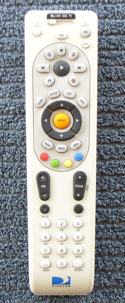 REMOTE CONTROL DirecTV RC16 receiver direct tv controller cable box