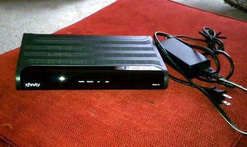 Xfinity RNG 110 high definition digital receiver cable box Model RNG110 HDMI USB