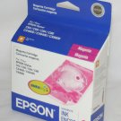 Epson T0443 red Color Ink C64 C66 C84 C86 CX4600 CX6400 CX6600 printer magenta