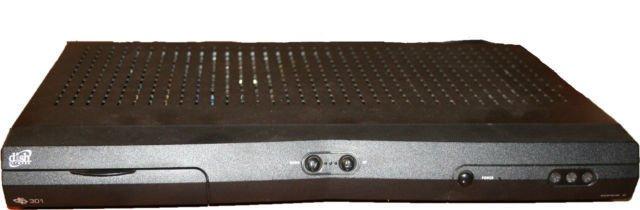 Dish Network DP301 Digital Satellite Receiver video standard cable box converter