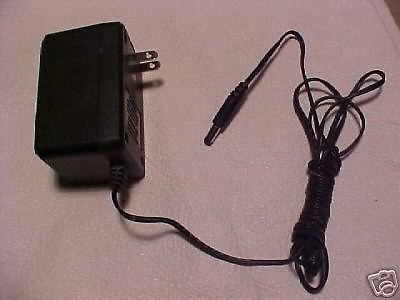 9 volt MK 4102 A 9v adapter cord Sega Genesis CD game console transformer plug