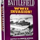 Battlefield WWII Invasion 3 Disc DVD North Africa Italy Normandy battle new