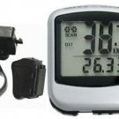 PYRAMID 94403 Wireless Cyclocomputer 13 function bicycle bike SPEEDOMETER