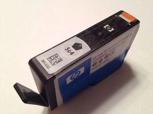 564 BLACK ink jet Cartridge HP PhotoSmart 7525 7520 7515 7510 6525 6520 printer