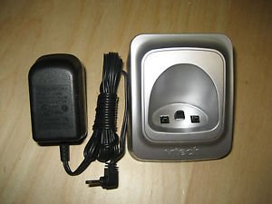 Vtech DS6322 remote base wP CORDLESS stand PHONE cradle charging handset charger
