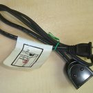 Presto ac POWER CORD magnetic plug 0692505 - electric skillet griddle deep fryer