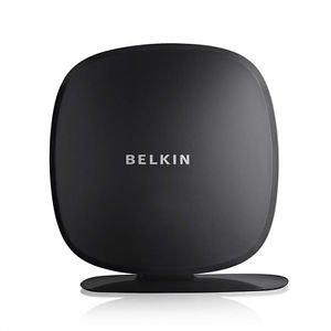 Belkin model F9K1105 DB DualBand N450 wireless WiFi N 4-port ROUTER w/extras
