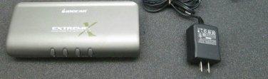 IOGEAR GCS1734 4-port MiniView Extreme Multimedia KVMP Switch box connector KVM