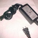 12v 5v adapter cord = Yamaha SAFEBURN CRW3200UX CD burner power electric plug ac