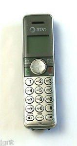 CL82201 AT&T Cordless Handset - remote tele phone DECT wireless 1.9GHz att CID