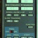 PANASONIC P42 REMOTE CONTROL - VCR VHS player recorder TV VSQS0572 PV 4760 k