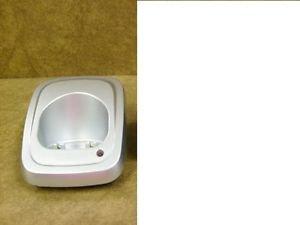slvr Uniden DCX150 remote charger base DECT 1580 1560 1588 phone cradle stand ac