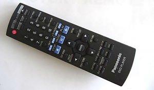 Panasonic remote control EUR7631240 - DVD PLAYER DVDS43 PC DVDS53 K DVDS53 P