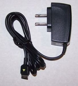 Samsung 5v (step) = SCH U350 flip cell phone battery charger power adapter plug