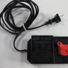 BACHMANN MODEL # 6607 train TRANSFORMER AC DC power supply adapter plug bachman