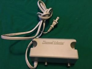CHANNEL MASTER MODEL 0747 TV basic ANTENNA AMPLIFIER ac POWER SUPPLY CABLE cord
