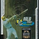 3 new baseball PACKs - 2000 MVP Upper Deck HOBBY Alex RODRIGUEZ combo bat glove
