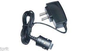 5v Samsung battery charger (2 ridge) - flip cell phone C207 power supply plug ac