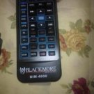 BLACKMORE REMOTE CONTROL BIM 4600  - mobile multi media player receiver monitor