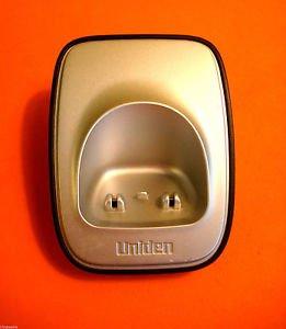 Uniden DCX16 s charger base - D1660 D1680 D1688 D1760 D1780 cradle stand remote