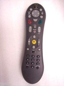 TiVo REMOTE CONTROL brown peanut SPCA 00031 001 DVR receiver series 2 TCD540040