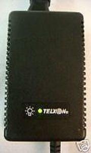 ADAPTER CORD = TELXON barcode scanner PTC 1134 - PSU power brick plug electric