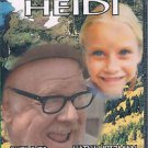 The New Adventures Of Heidi DVD (color) Burl Ives Katy Kurtzman Johana SPYRIS