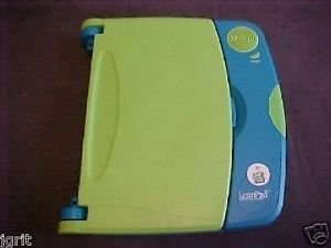 PRE-TESTED LeapPad Leap Frog LEARNING SYSTEM w/sampleBOOK & brand new headphones
