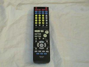 Denon Remote Control RC 978 AV Receiver AVC1590 AVR1803 AVR1905 AVR1906 AVR785