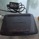 Motorola model 2247 N8 PC MAC DSL modem USB ethernet internet wireless WPS