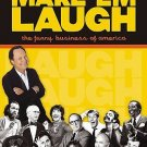 Make 'Em Laugh The Funny Business Of America DVD 3 Disc box Set Jerry SEINFELD