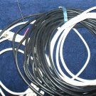 20 = 3ft+ push on plug coaxial cords cables antenna satellite wire tv digital