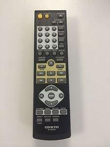 ONKYO RC 655DV REMOTE CONTROL - DVD video CD disc player DV CP704 S DV CP706 S