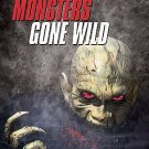 Monsters Gone Wild DVD 5-Disc ADVANTAGE COLLECTION Barbara STEELE Don SULLIVAN