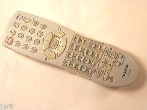 TOSHIBA CT 852 Remote Control TV 27A43 27A44 27A45 27A46 32A13 32A14 32A15 32A35