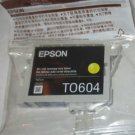 Epson T0604 yellow ink jet - printer c68 c88 cx7800 cx4800 cx4200 cx3800 to604