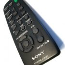 genuine Sony RM SF100 remote control - HCDF100 HDCF100 MDSJE920 MHCF10 MHCF10