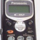 Panasonic KX TGA230B Handset = TG2383 TG2382 phone base stand Caller ID cordless